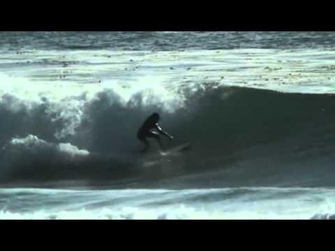 ROB MACHADO surfing MOTOR BOAT TOO surfboard