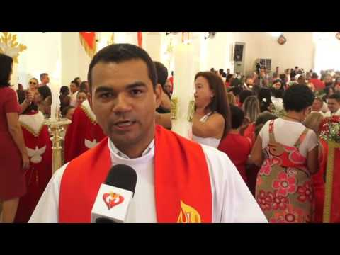 ETM 19.05.16 Igreja Em Ação - Festa do Divino em Valença PI