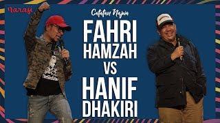 Video Fahri Hamzah VS Hanif Dhakiri | Narasi Playfest 2018 | Catatan Najwa (Part 2) MP3, 3GP, MP4, WEBM, AVI, FLV Desember 2018