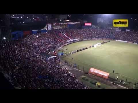 La fiesta de la hinchada de Cerro Porteño ante Cruzeiro - La Plaza y Comando - Cerro Porteño