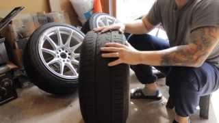 9. GUIDE to Offset, Lug Pattern, Wheel/Tires Specs