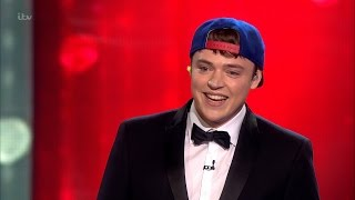 Impressions with a twist from Craig Ball on Britain's Got Talent 2016, Semi-Final 5.