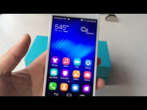 Huawei Honor 6 4G LTE SmartPhone