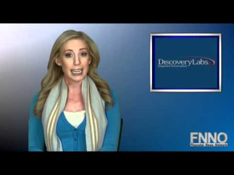 Discovery Laboratories Falls More Than 7% on Nasdaq Delisting Notice
