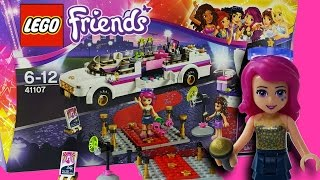 Pop Star Limo Lego Friends 41107