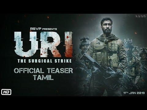 URI | Official Tamil Teaser | Vicky Kaushal | Yami Gautam | Aditya Dhar | 11th Jan 2019