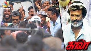 Video Rajinikanth's Kaala Intro Song Shooting at Dharavi, Mumbai |  Hot Tamil Cinema News MP3, 3GP, MP4, WEBM, AVI, FLV Januari 2018