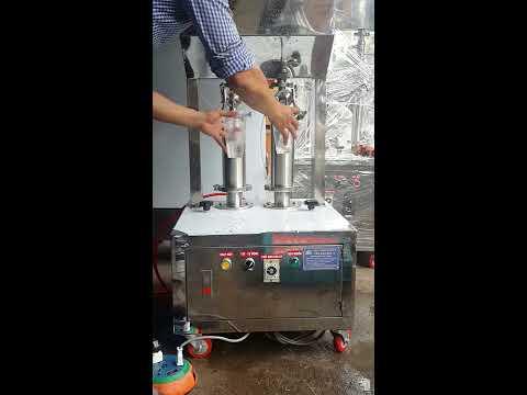 máy chiết rót dịch lỏng