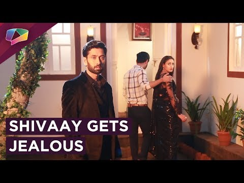 Shivaay Is Jealous As Anika Is All Set To Get Marr