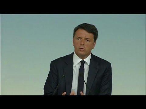 Ιταλία: Σχέδιο Ρέντσι για την ανοικοδόμηση των σεισμόπληκτων περιοχών