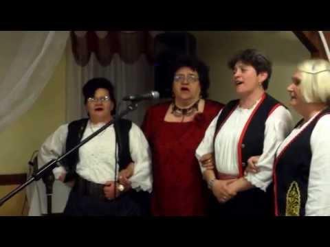 Banijsko veče u Beogradu 2013 - peva grupa žena