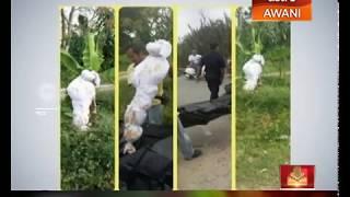 Video Penduduk gempar 'pocong' muncul di simpang tiga MP3, 3GP, MP4, WEBM, AVI, FLV Juni 2018