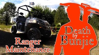 5. How to Change the Oil and Transmission Fluids on a Polaris Ranger