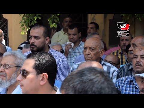 تشيع جنازة ممدوح فودة «عميد البرلمانيين» من مسجد العيسوي بالمنصورة