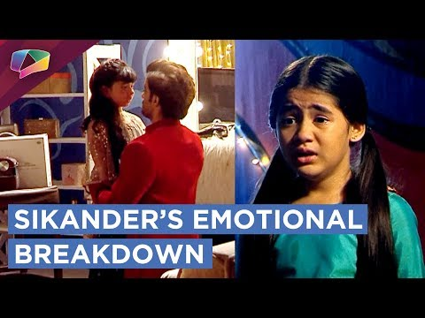 Sikander Faces An Emotional Breakdown Due To Amayr