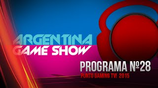 Punto.Gaming! TV S03E28 en VIVO