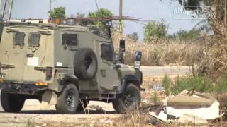 إصابات في مواجهات مع الاحتلال غرب طولكرم