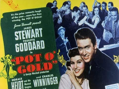 EL ARCA DE ORO (Pot O'Gold, 1941, Full Movie, Spanish, Cinetel)