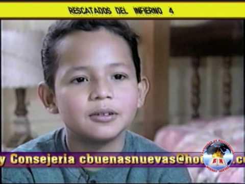 TESTIMONIO RESCATADOS DEL INFIERNO UN MILAGRO VIVIENTE