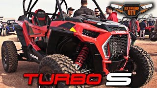 8. 2018 Polaris RZR Turbo S Review and Test Drive - Extreme UTV EP39