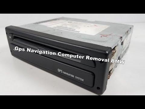 Bmw x5 gps navigation фотография