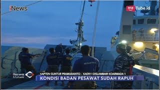 Download Video Badan Lion Air Hancur, Tim Gabungan Hanya Berhasil Angkat Roda Pesawat - iNews Malam 05/11 MP3 3GP MP4