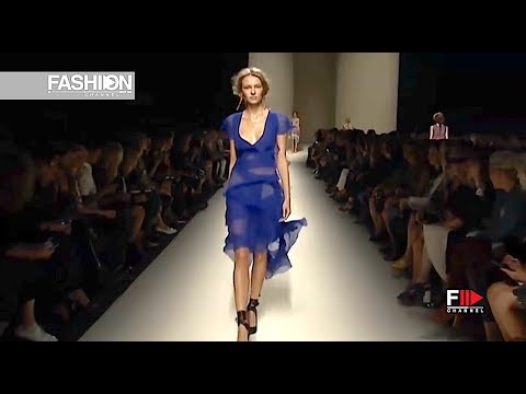 ALBERTA FERRETTI Spring Summer 2014 MIlan - Fashion Channel видео