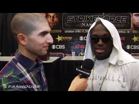 King Mo Talks Gegard Mousasi Strikeforce Title Fight