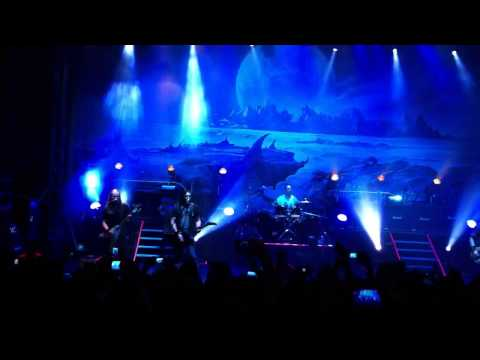 Edguy live in México 2014 all the clowns (видео)