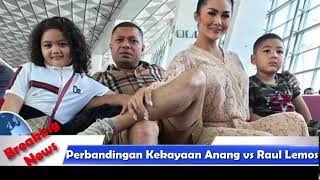 Video Perbandingan Kekayaan Anang Hermansyah vs Raul Lemos, Siapa Lebih Tajir? MP3, 3GP, MP4, WEBM, AVI, FLV November 2018