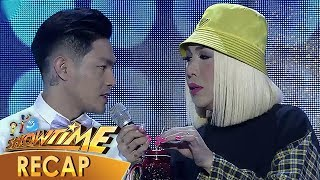 Video Funny and trending moments in KapareWho | It's Showtime Recap | March 11, 2019 MP3, 3GP, MP4, WEBM, AVI, FLV Juli 2019