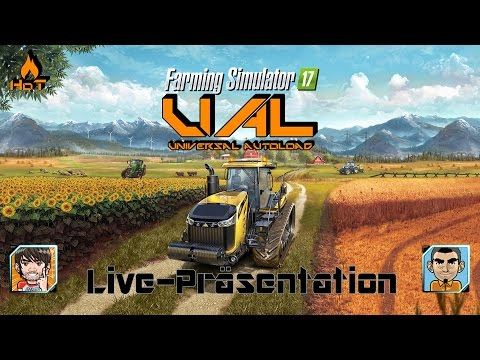 UAL-Script for FS17 with sample mods 0.9 beta