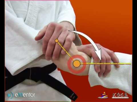 Kurs samoobrony - techniki dźwigni