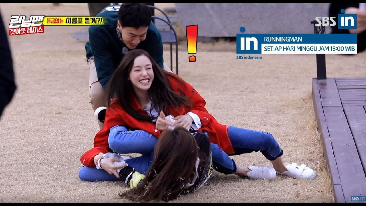 Picture of [Outdated Movie]Random Competitors  Eliminate track record tag inside Runningman Ep. 396 (EngSub)
