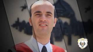 مناقشة رسالة ماجستير الباحث أحمد نصار