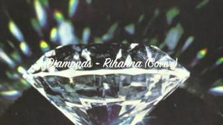 Diamonds- Rihanna Cover (By Marie) - YouTube
