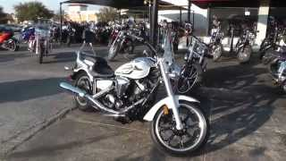 8. 017470 - 2013 Yamaha V Star 950 - Used Motorcycle For Sale