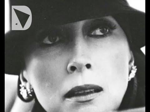 L'esperienza artistica ed umana dell'attrice è raccontata da Alfredo Baldi ne