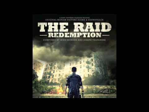 RAZORS.OUT (feat. Chino Moreno) [The Raid: Redemption] - Mike Shinoda & Joseph Trapanese