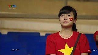 U19 Việt Nam vs U19 Nhật Bản 0 - 1 || Nữ CĐV khóc cuối trận chung kết của U19 Việt Nam gây sốt