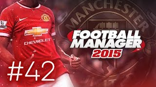 Manchester United Career Mode #42 - Football Manager 2015 Let's Play - Memphis Depay To Leave ?