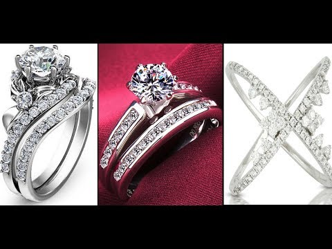 Beautiful Engagement Rings design 2019| Diamond & Gold Rings |Best Rings Design 2019 | Wedding Rings