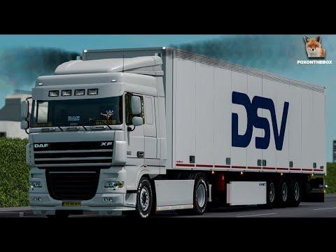 Exhaust Smoke ETS2 1.28.x