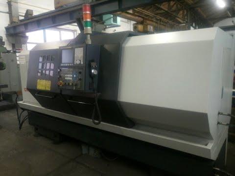 Torno CNC SCK 6166 2014