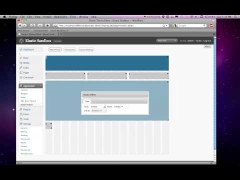 Elastic, plugin wordpress per creare la struttura del blog