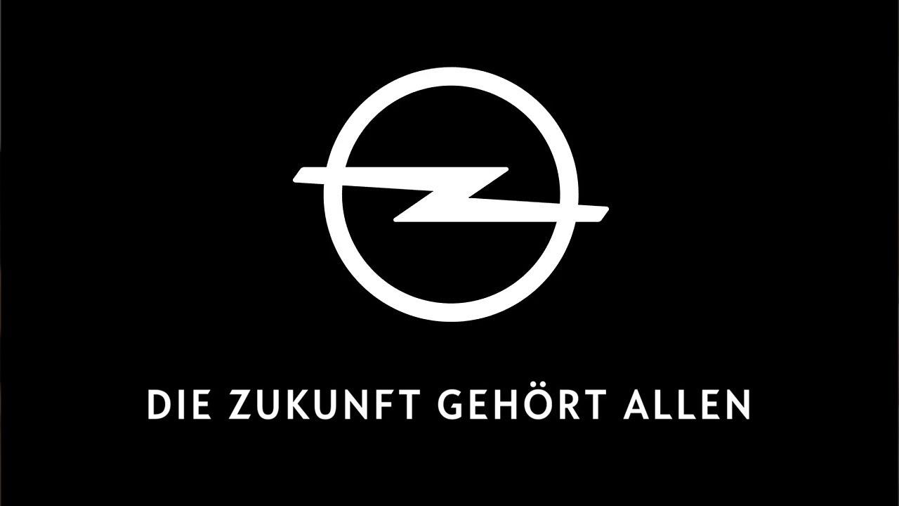 Opel – Ein neues Logo für eine neue Zeit.