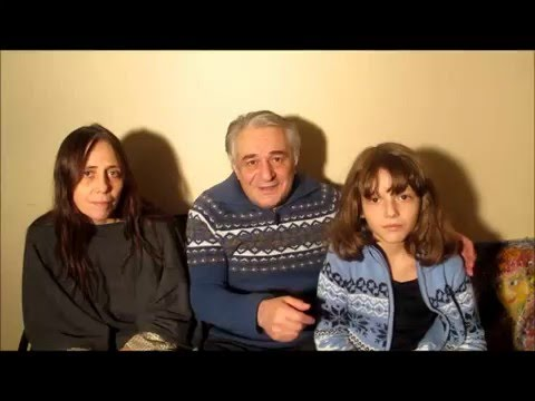 Хасай Алиев и Марина Дерюшева о детях, театре, жизни и Ключе.