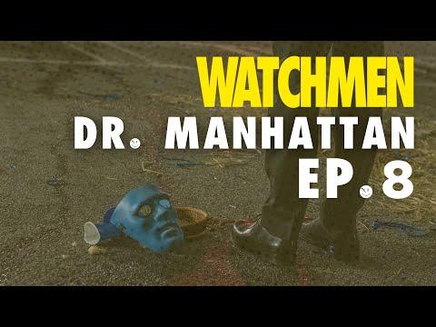 Watchmen Episode 8: Dr. Manhattan, WTF?!? | The Ringer