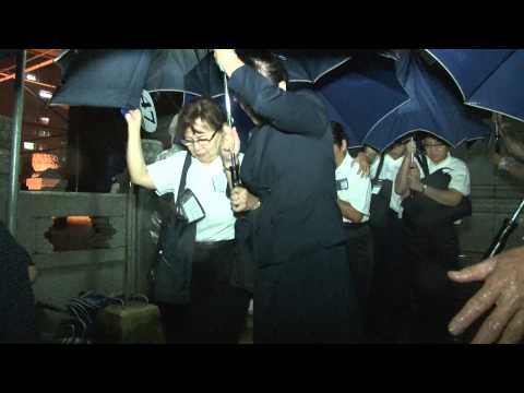 颱風夜精進日