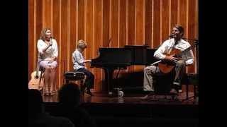 Corrie & Grayson Marks & Austin Smith: Milder Musical Arts 35th Anniversary Concert